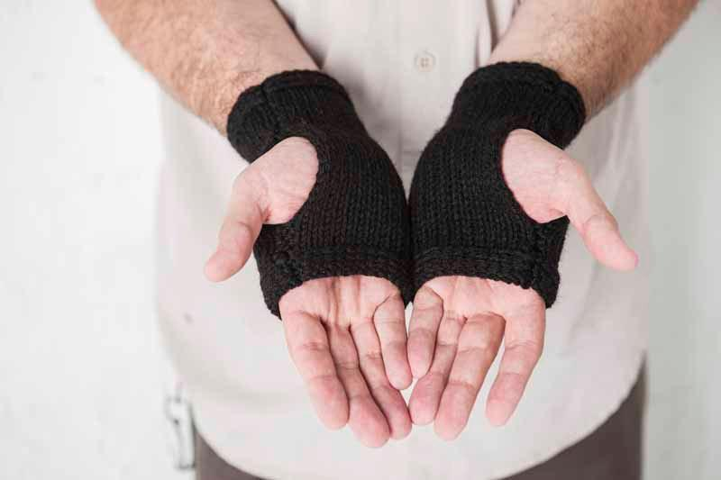 Mens Fashion Gloves by Nothingbutstring