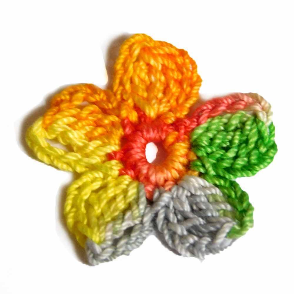 Colorful crochet thread by nothingbutstring