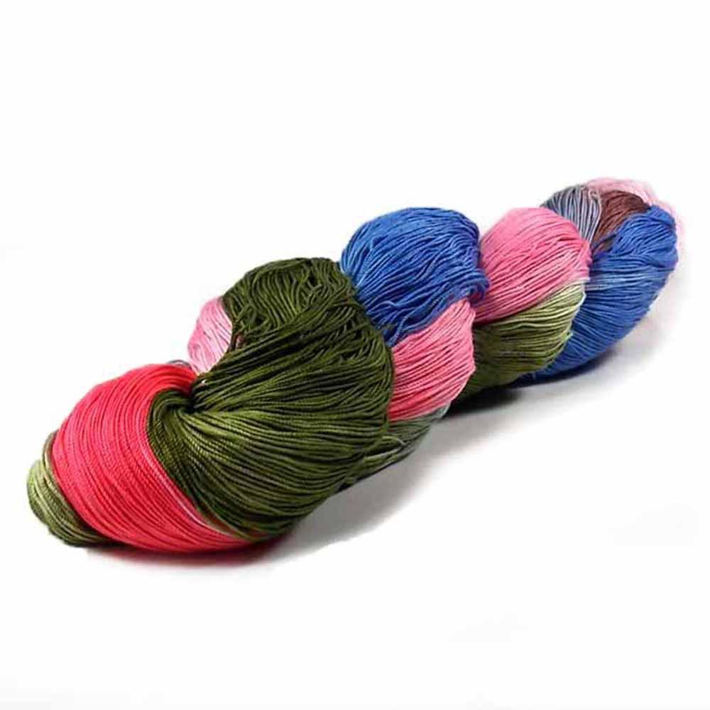 Multicolored size 10 thread by Nothingbutstring