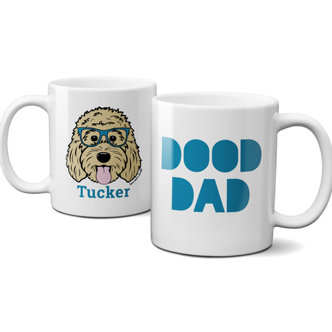 Dood Dad mug - Customize it!