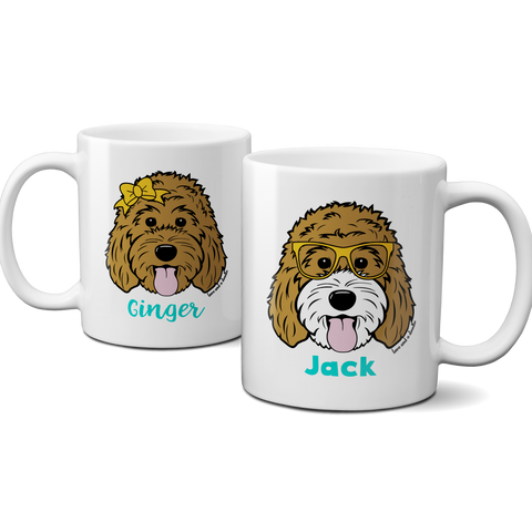Two Doods mug - Customize it!