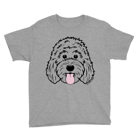KIDS Doodle Outline tee - Customize it!