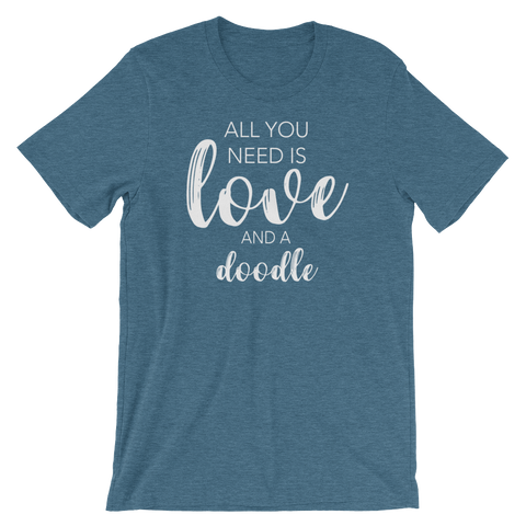 All You Need tee - More colors available