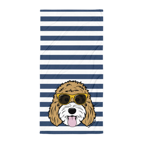 Stripes Beach Towel - Customize it!