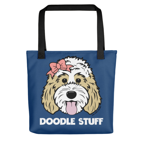 Solid Color standard custom tote bag