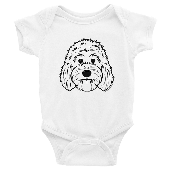 Doodle Outline onesie - Customize it!