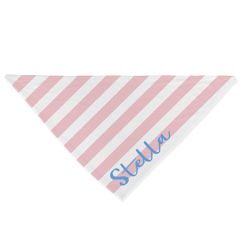 Stripes Bandana - Customize it!