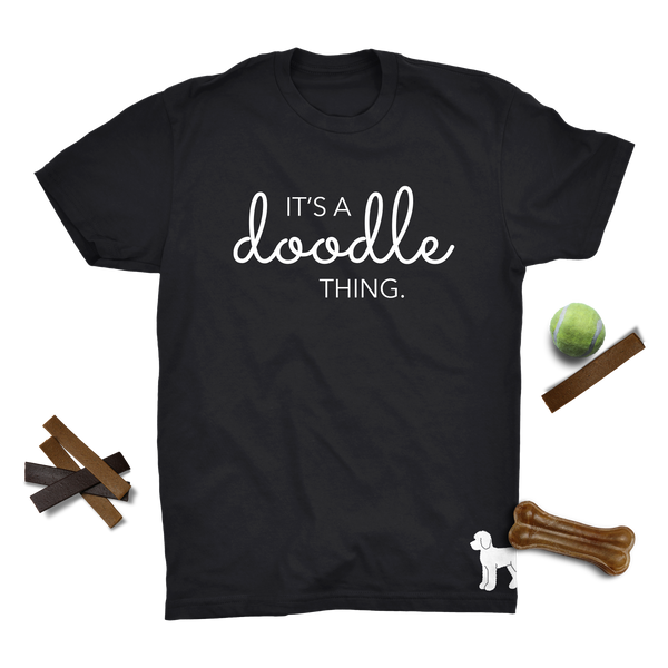 Doodle Thing tee - More colors available