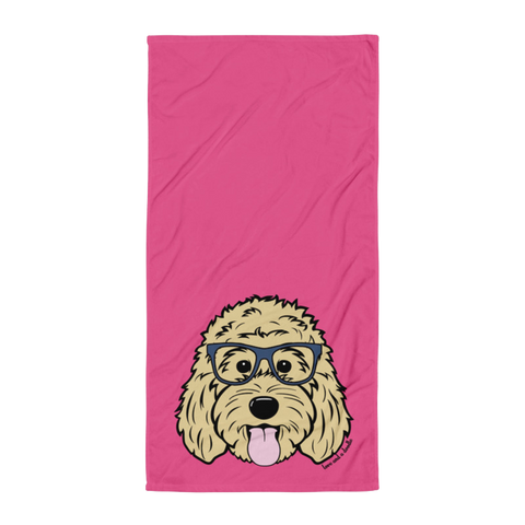 Solid Color Beach Towel - Customize it!
