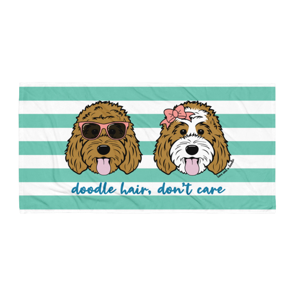 Two Doods Beach Towel - Customize it!