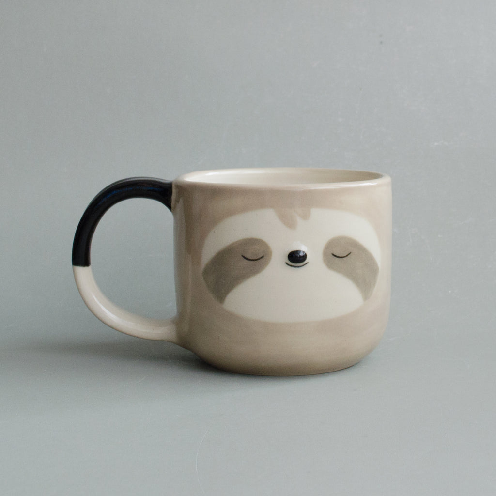 [Second] Simple Sloth Mug