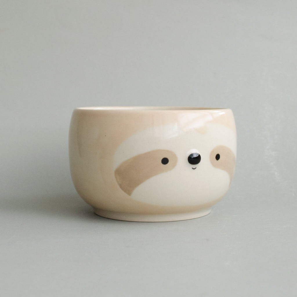 Simple Sloth Small Bowl