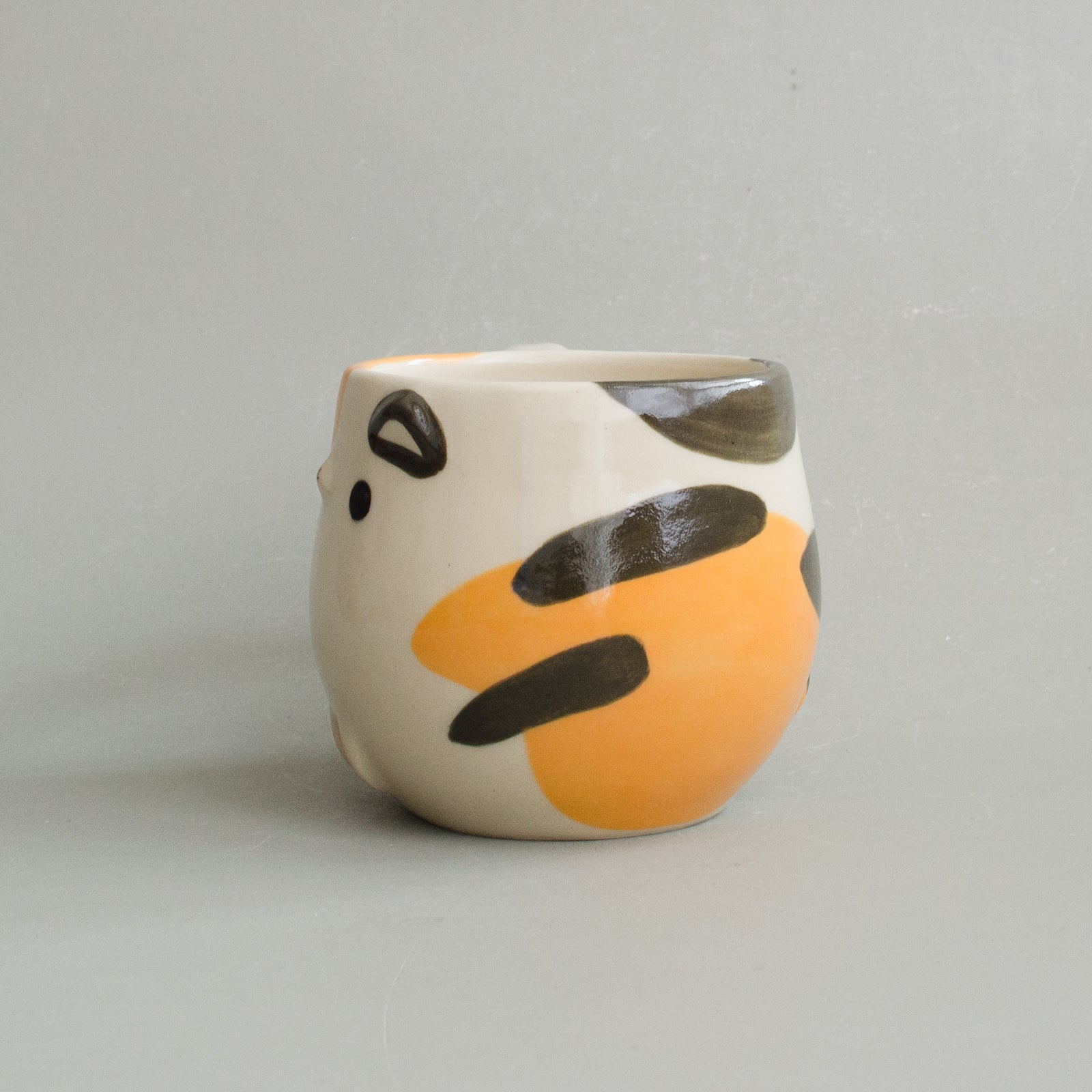 Calico Kitty Mug