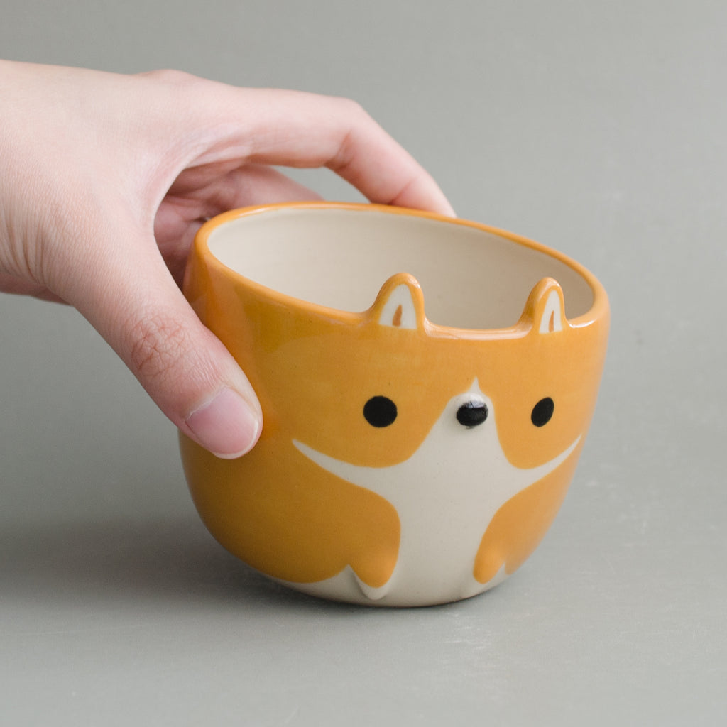 [Seconds] Biscotti Corgi Cup
