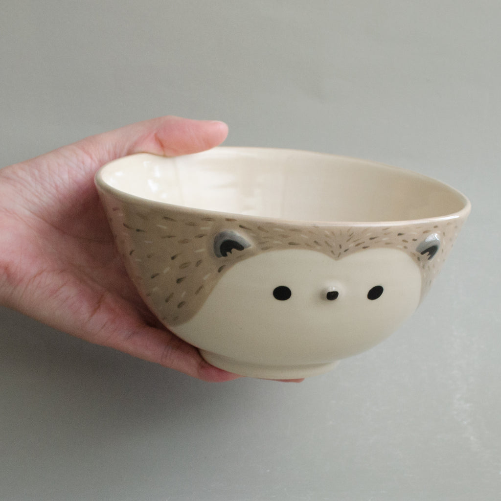 Peppercorn Hedgehog Bowl