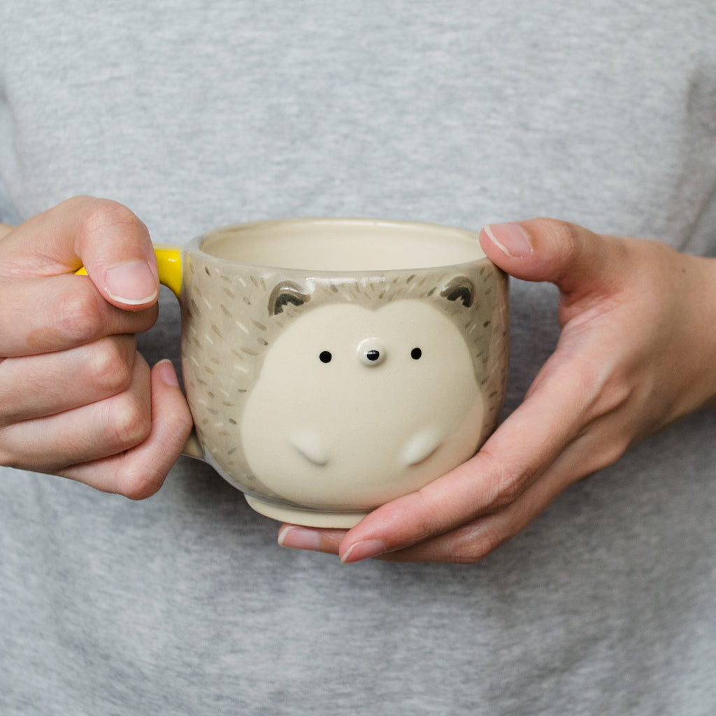 Peppercorn Hedgehog Mug