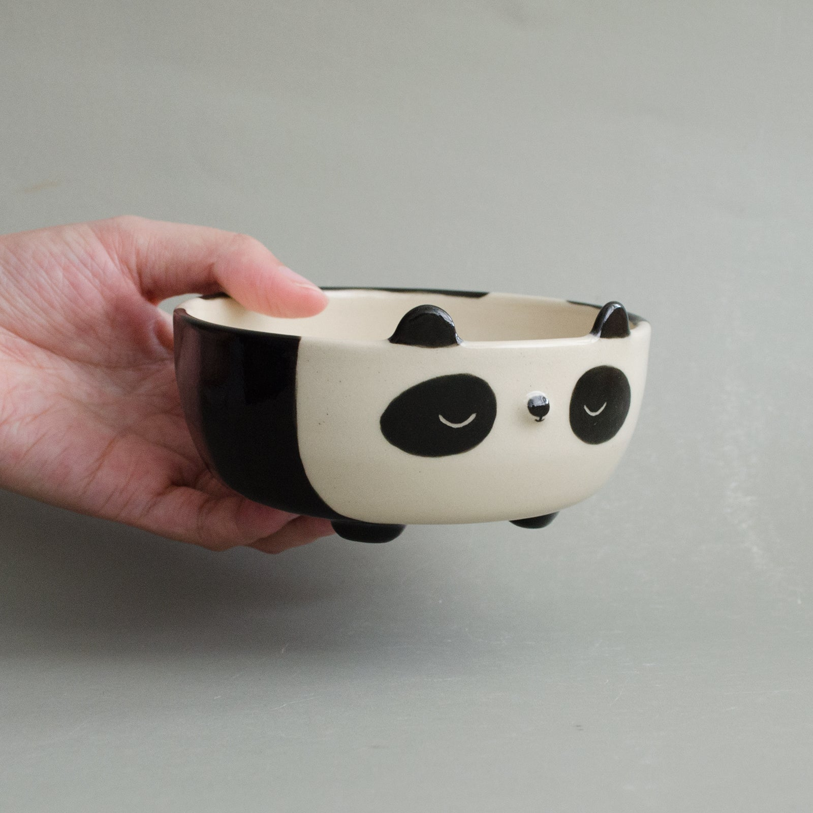Cookies & Cream Leggy Panda Bowl