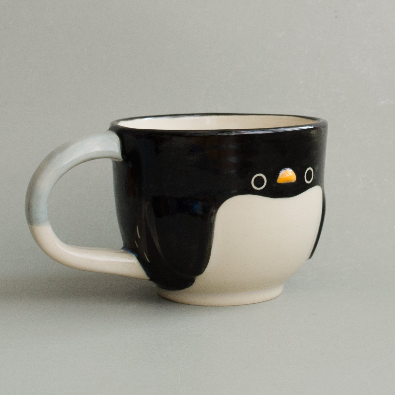 Peepers the Penguin Mug