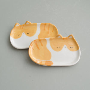 Tiny Tabby Ring Dish