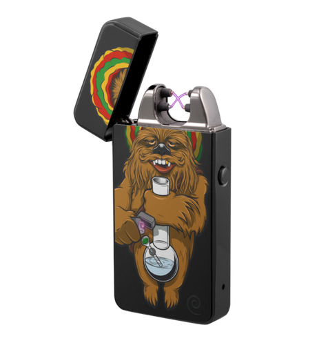 PLAZMATIC X LIGHTER RASTA – ELEKTRISCHE USB AANSTEKER