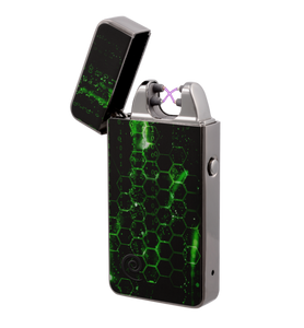 Plazmatic X Lighter Matrix – Elektrische USB aansteker – SILENT TECHNOLOGY