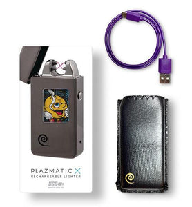 Plazmatic X Lighter Power Up – Elektrische USB aansteker – SILENT TECHNOLOGY