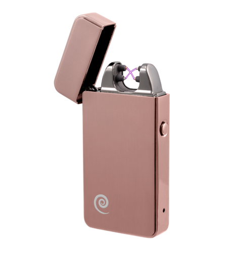 PLAZMATIC XLIGHTER ROSE GOLD – ELEKTRISCHE USB AANSTEKER