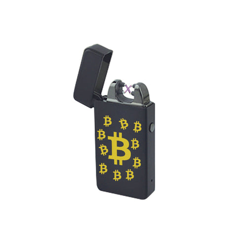 X Lighter BitCoin Lover – Elektrische USB aansteker