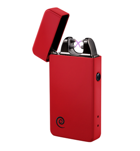 Plazmatic X Lighter Red Alert – Elektrische USB aansteker – SILENT TECHNOLOGY