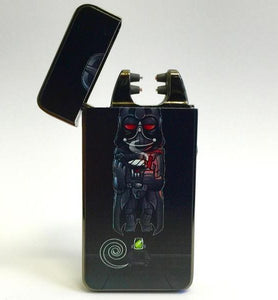 STONED DARTH VADER EXECUTIVE PLAZMATIC X LIGHTER – ELEKTRISCHE USB AANSTEKER (slechts 250 oplage!)