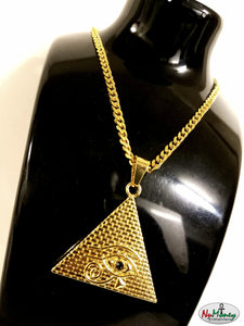 """Eye on the Throne"" Chain"