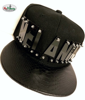 MELANIN Crown Snapbacks
