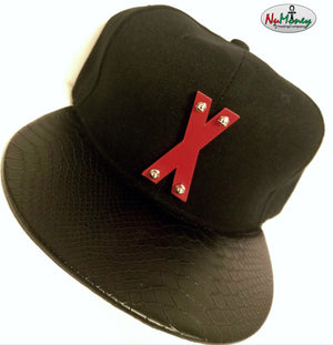 X Crown Snapbacks