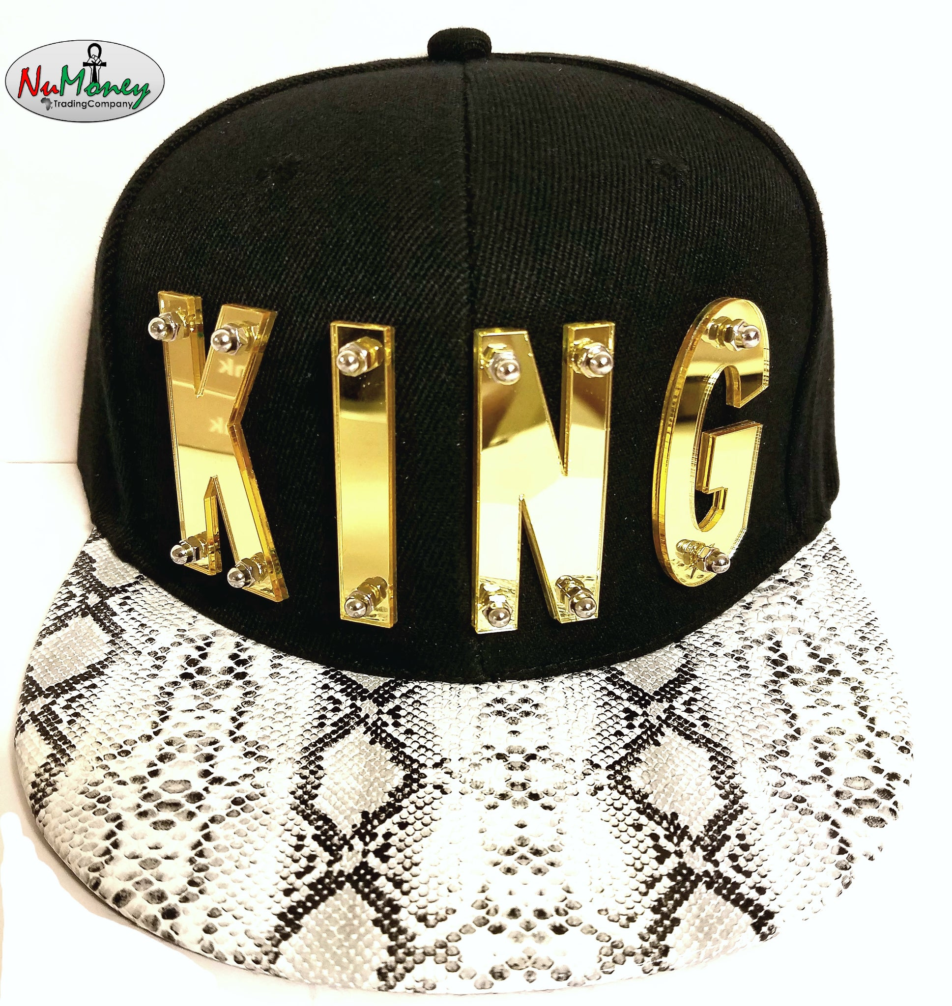 QUEEN Crown Snapback (Multiple Colors)