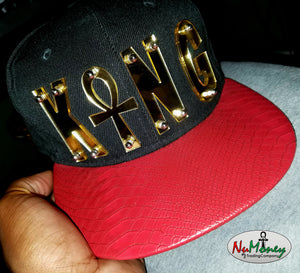 KING of LIFE Crown Snapback