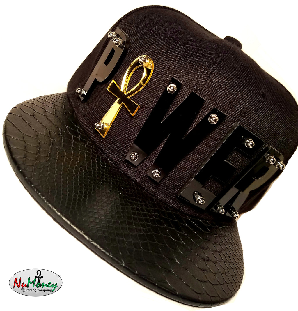 POWER of Life Crown Snapback