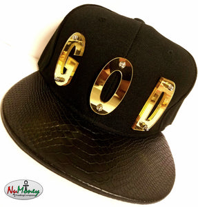 GOD Crown Snapback