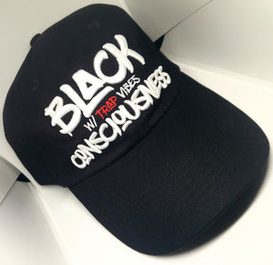 Black Consciousness Dad Hat