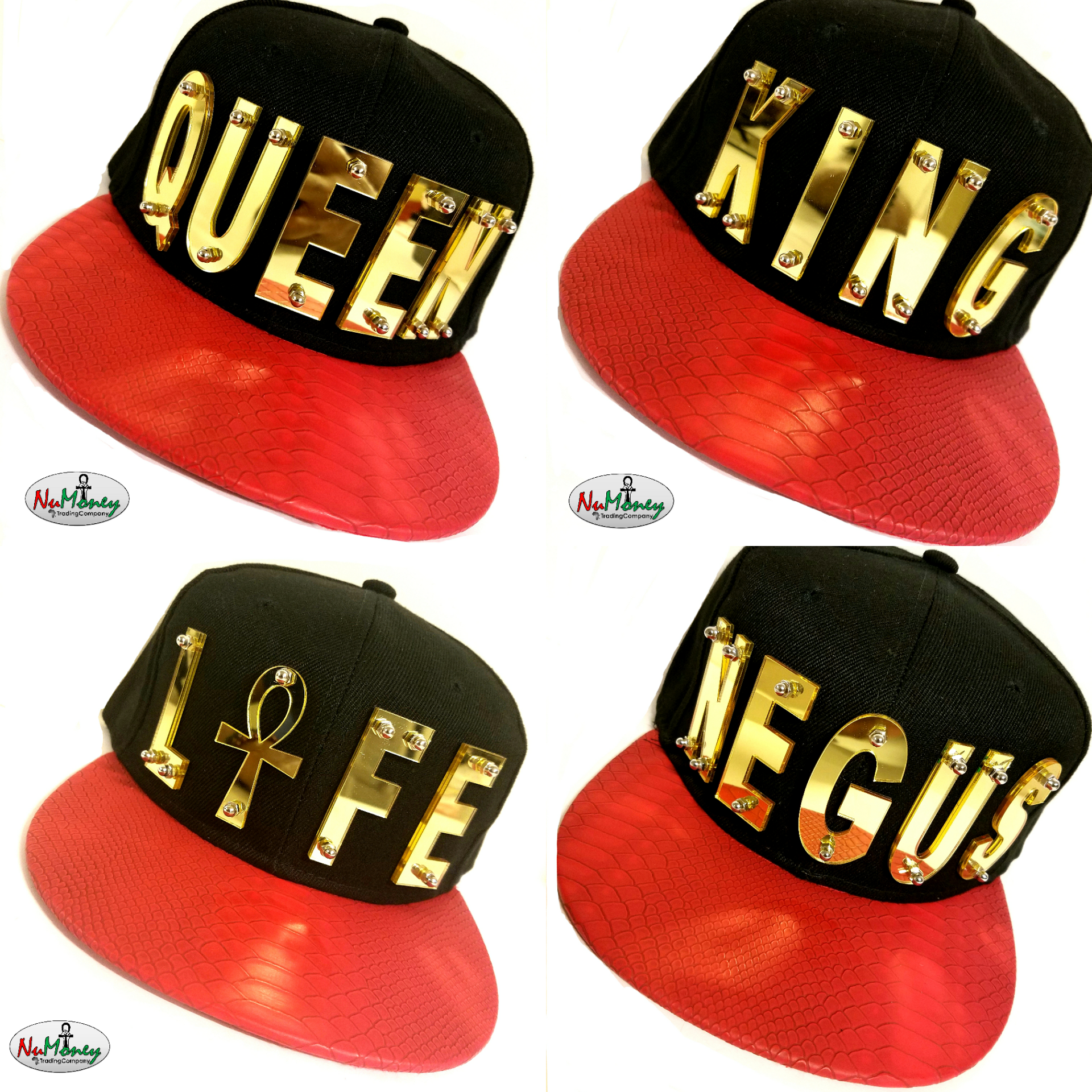 Customized Crown Snapback