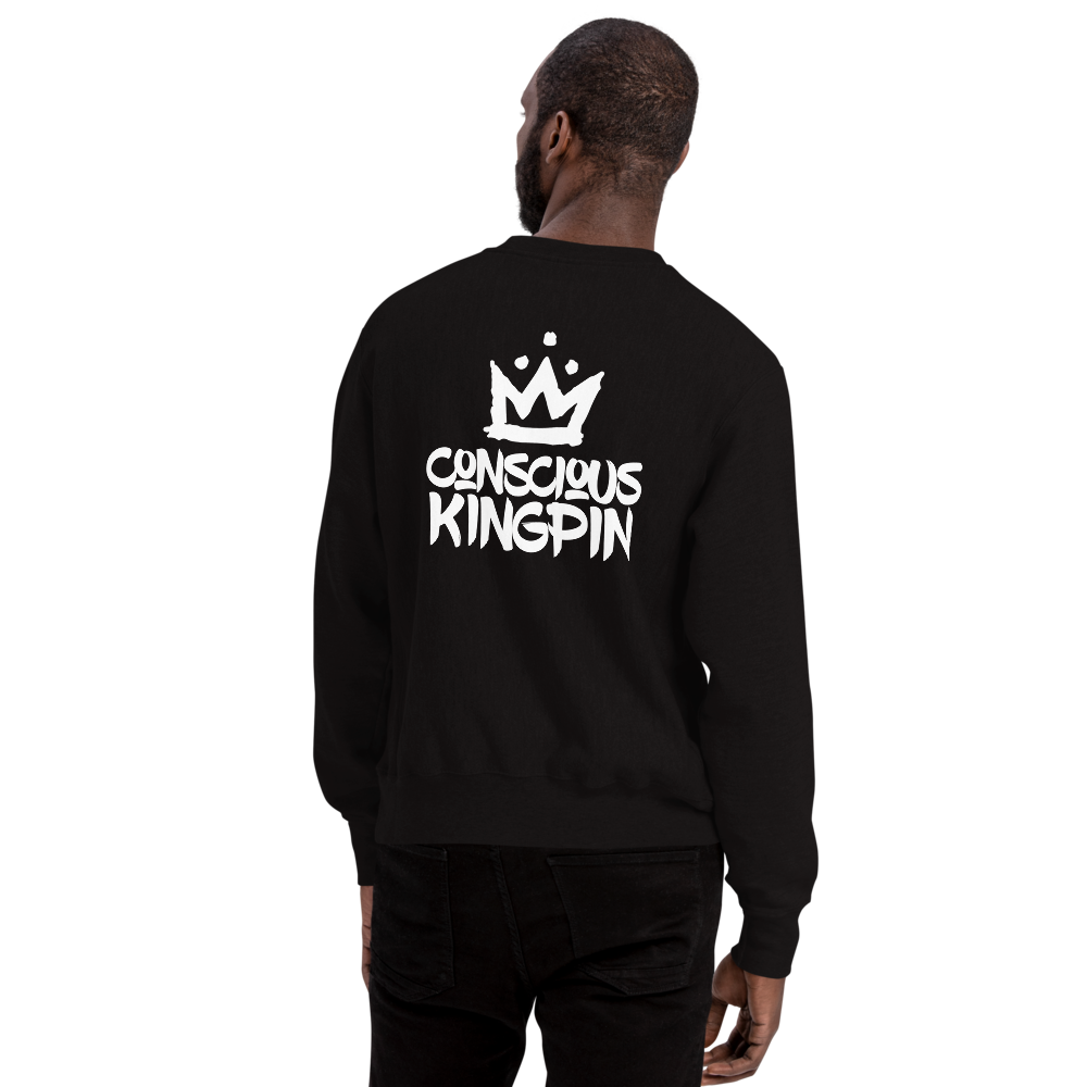 Conscious Kingpin Champion Sweatshirt