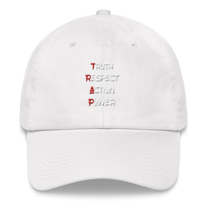 Truth Respect Action Power Dad Hat