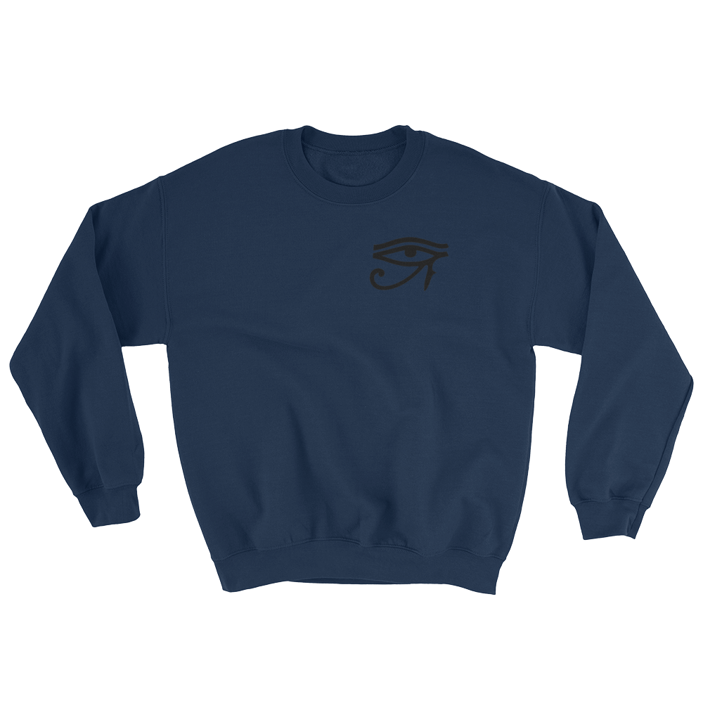Eye of Heru (Horus) Crewneck Sweatshirt