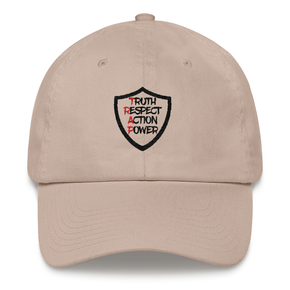 TRAP Shield Dad Hat