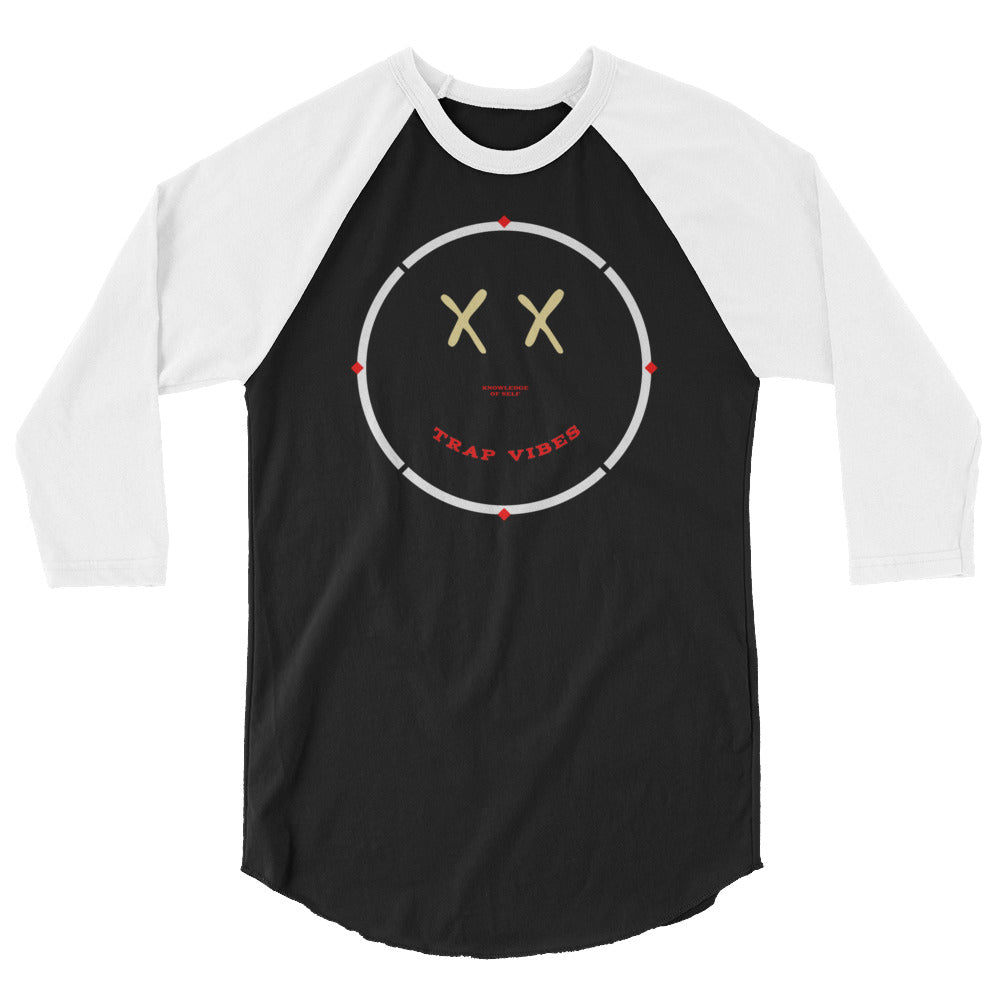 Knowledge of Self x Trap Vibes Baseball Tee