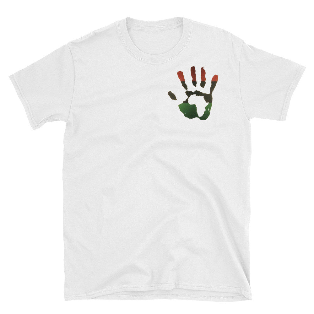 Pan-Afican RBG Palm T-Shirt