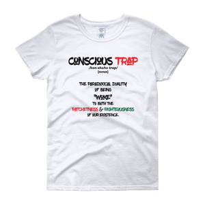 Women's Conscious Trap Definition Tee