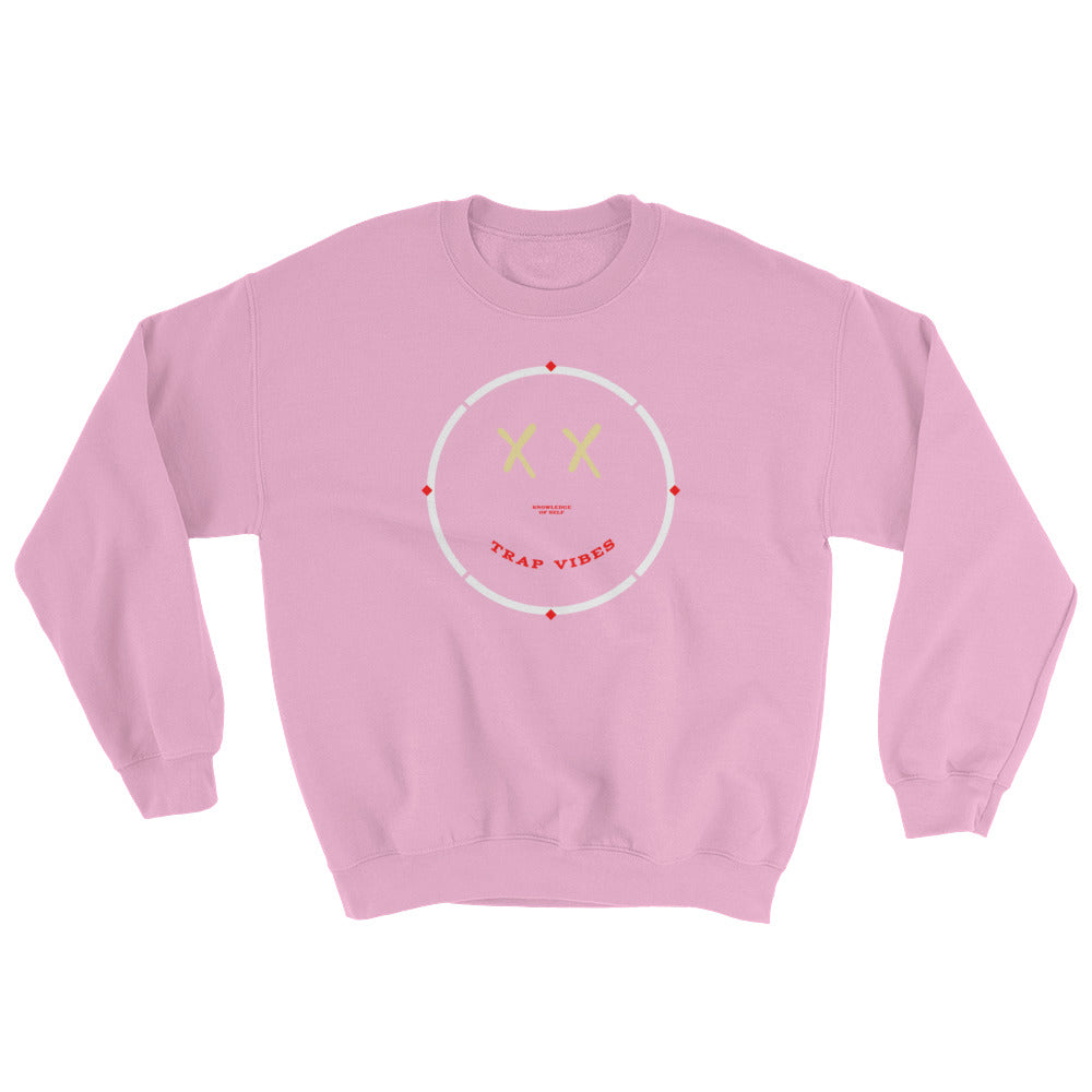 Knowledge of Self x Trap Vibes Sweatshirt