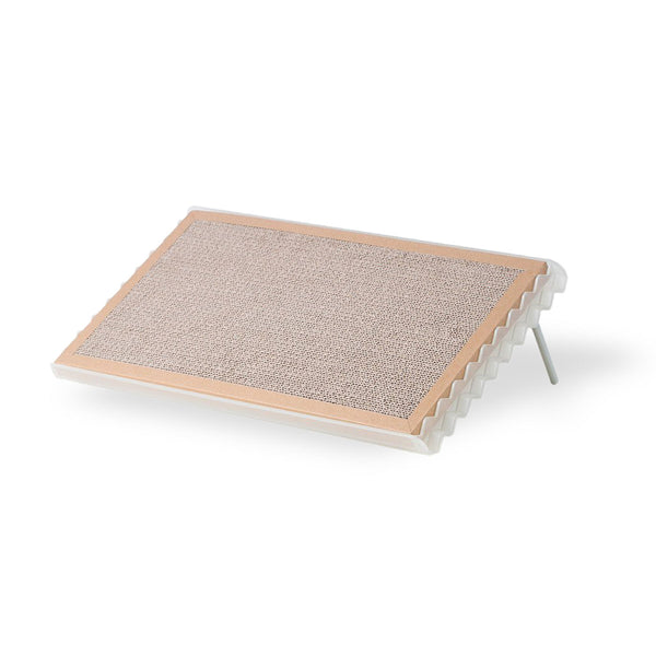 Pidan Kitten Cat Scratcher Pet Claw Scratching Board Comfortable Bed Wave Pattern Ramp