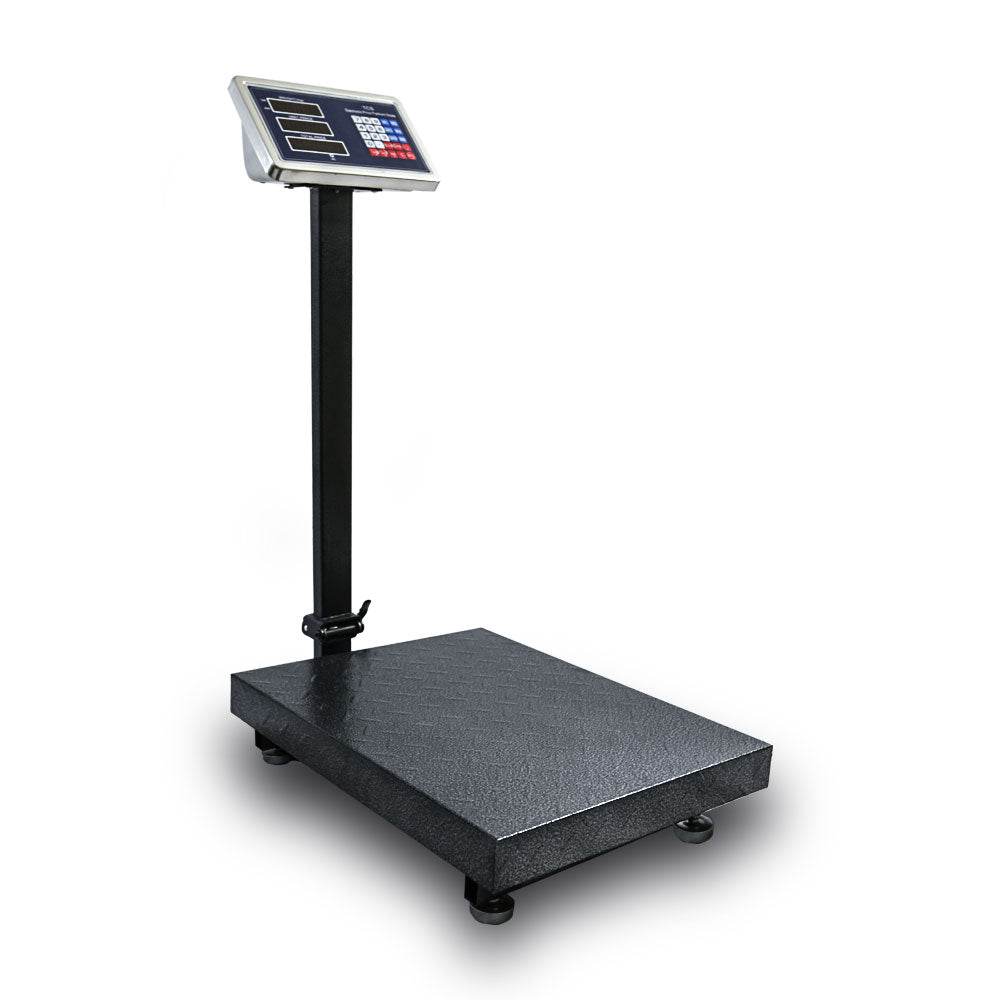 300kg Electronic Digital Platform Scale Computing Postal Shop Scales Weight