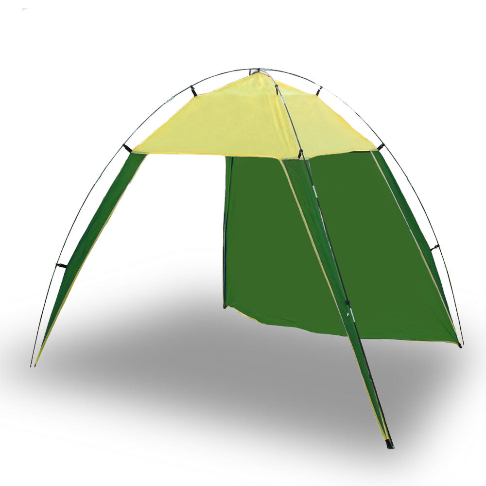Portable Beach Tent Sun Shelter UV Shade Family Outdoor Camping Yard To 4 People